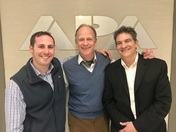 Livingston Taylor Joins The APA Roster