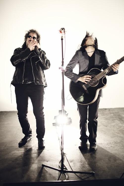 Ralph Jaccodine announces a new duo Magic Dick amp Shun Ng